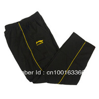 Free shipping LINING / Li Ning Badminton trousers badminton clothing autumn and winter pants / sweatpants male / female models