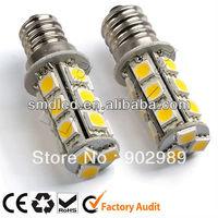 hot sale led spot lights 10-25V E14/E12 18 smd 5050