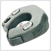 Free shipping!Neck Massage pillow Cushion vibration Massage mattress,Massage pillow
