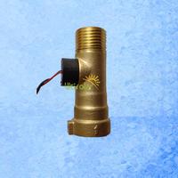 "BSP G1/2"" DN15mm Brass Hall Effect Water Flow Sensor USC-HS21TO 1-30L/min  Zero Power Consumption Free Shipping"