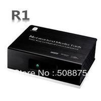 Full HD 1080p, mini unit, best video compatibility HD media player Free Shipping