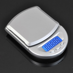 free shipping Portable 0.1g/500g g/ ct/ dwt/ gn Digital Jewelry Precision Diamond Gram Weighing Pocket Scale(China (Mainland))