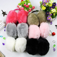 751 plush earmuffs rabbit fur earmuffs 0.05