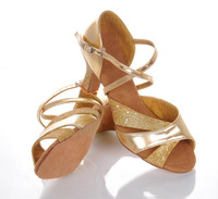 Retail & Wholesale Women's Latin dance shoes outsole dance shoes 6.5 heel
