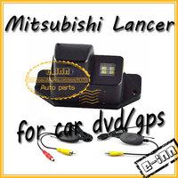 2.4g wireless Mitsubishi Lancer  Car Rear Vision Camera Free Shipping