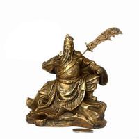 Free Shipping Guang yu guang gong figure of Buddha statue, statue of Buddharupa Decoration sculpture Handicraft Business Gift