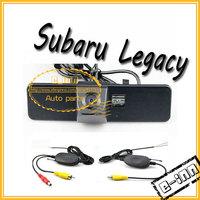 wireless car rear vision camera ,Car Rear Vision Camera for Subaru Legacy Free Shipping