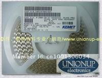 Free shipping@100pcs/LOT KEMET SMD Tantalum capacitor T491B335K025AT SIZE B/(3528-21) 3.3UF/335K  10% 25V