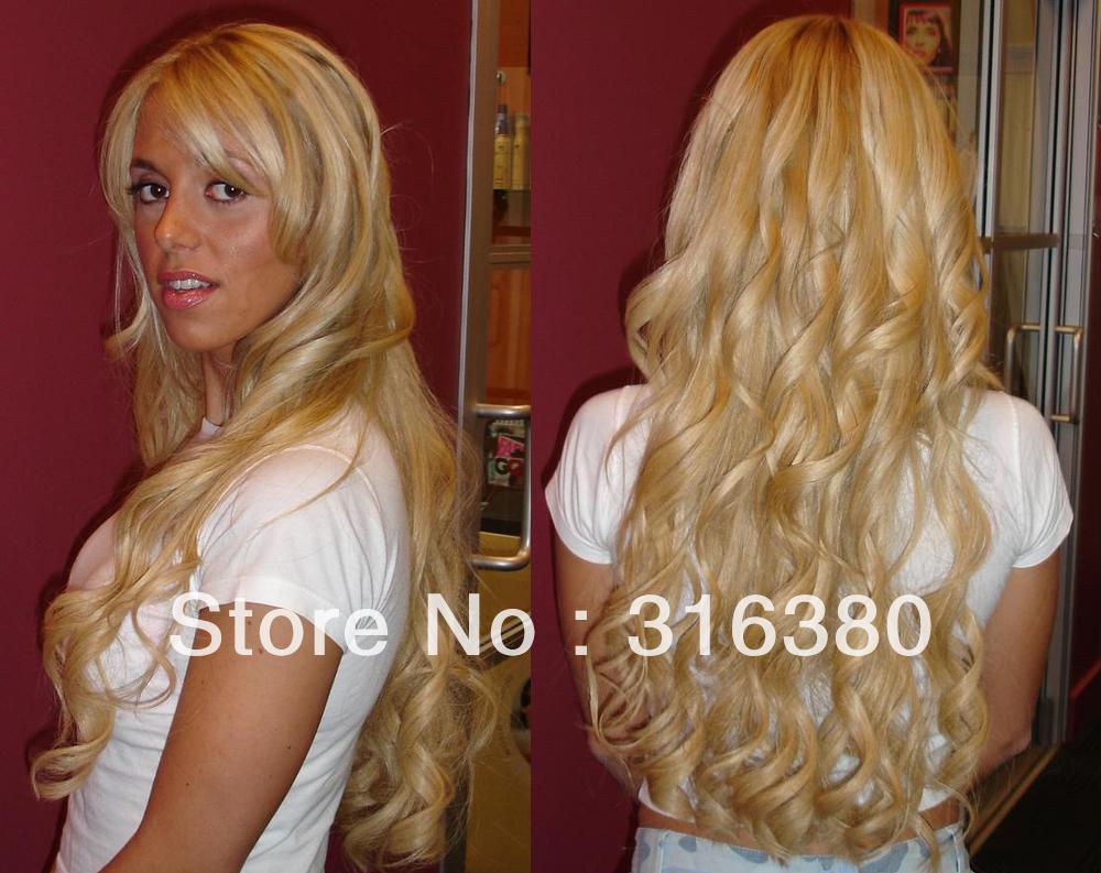 Hair Human Weave Wig 74