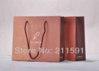 Paper Bag Logo, Customized Paper bags, Paper Bags Printing, 210gsm, Matt Lamination, 1000pcs/lot