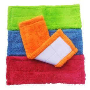 Original mop head flat mop cloth replacement flannelet wool