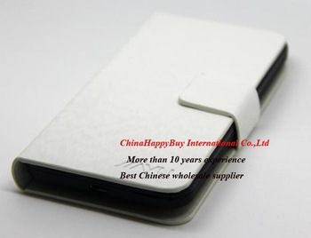 Free Shipping (In STock) New flip protective Pocket case wallet For jiayu G2S / G2 / G3  mobile phone leather case