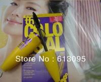 15pcs/lot Free Shipping Mascara Volume Express Colo SSAL Mascara, with Collagen, black, Mega Brush 9.2 ml