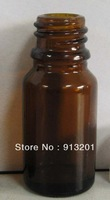 10ml Amber glass essential oil bottle