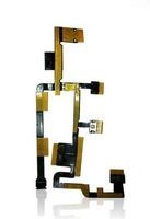 the new Version   Power  Volume swith button volume control   flex cable for ipad 2