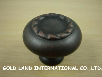 D32mm Free shipping zinc alloy furniture drawer knob/ door knob