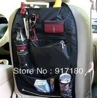 The car the seatback pockets multifunctional seatback bags