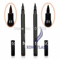 Hot 2 Colors Brown/ Black New Cosmetics Makeup Not Dizzy Waterproof Liquid Eyeliner Pencil 7798