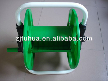 handle PVC garden plastic hose reel for 20m