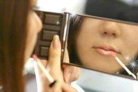 100pcs/lot DHL Freeshipping Super popular Chocolate make-up mirrors pocket cosmetic mirror Wholesale