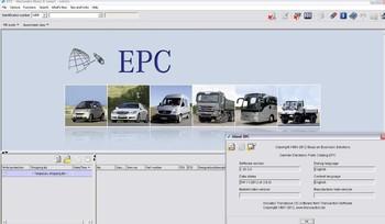 Benz Truck EPC 2014 / Mecredes-Benz truck spare parts 2014 DVD