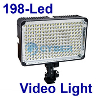 New Aputure Camera AL-198 LED Video Light Camcorder Lighting For Canon Nikon 5600K 2499
