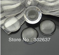 FREE SHIPPING 20PCS Round Clear Transparent Domed Magnifying Glass Cabochon Cover 18mm #22651