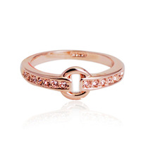Factory Price! High Quality! ITALINA fashion jewellry, crystal rings for women