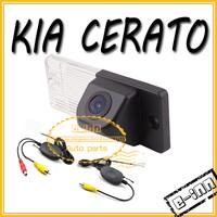 2.4g Wireless Car gps/dvd  Camera ,Rear Vision Camera special for KIA Cerato Free Shipping