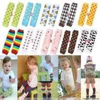 child stockinets set baby socks newborn ankle kneepad elbow