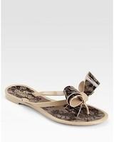 2013 elegant flip flops nice lace  bowtie  women slipper    free shipping