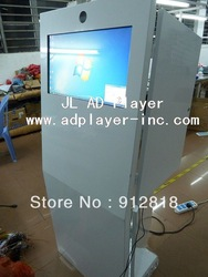 FREE SHIPPING!! 22 inch photobooth cabinet / Infrared touch screen / landscape type screen(China (Mainland))