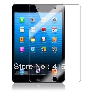 DHL Free Shipping, A Grade Japan PET Film, 100pcs/lot, Ultra Clear screen protective layer for iPad mini(China (Mainland))