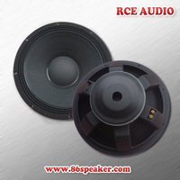 18 inch professional subwoofer speaker Pro loudspeaker best woofer speaker replacement