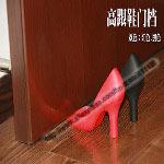 Free shipping 2pc/lot Foot in the door high-heel door stopper rubber door wedge Doorstops
