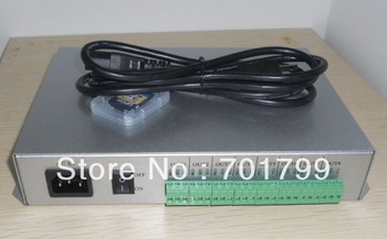 T-300K online led pixel controller,can be controlled via PC;suppor many kinds of IC;8ports*1024pixels=8192pixels