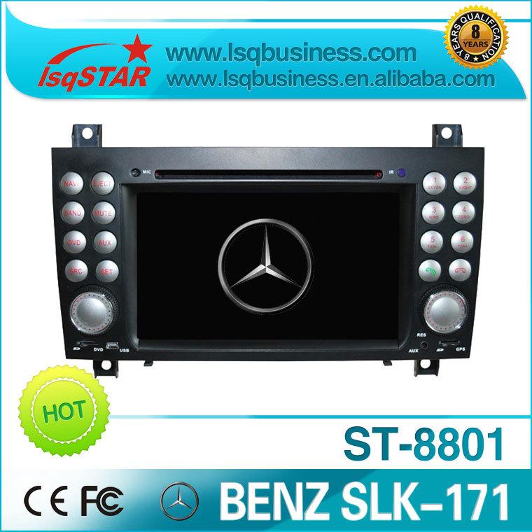 Cheap Mercedes Benz SLK-171 car dvd player with GPS Navigation system! high quality!(China (Mainland))