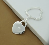 Брелок YR18 Wholsale Fashion Jewelry, High quality silver 925 Key chains, Fashion Silver key rings, Top quality
