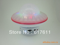 WHOLESALE 2013 The new UFO shape speaker individuality USB Mini Speaker free shipping