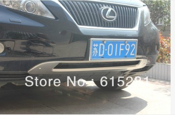 Lexus RX270/350 Front Rear Bumper Protector Body Kits Guard Plate ,2010, Stainless steel, Wholesale price