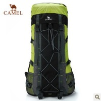 Free Shipping Camel outdoor large capacity 65L +10 movement mountaineering bags / shoulder bag / backpack 2S04015