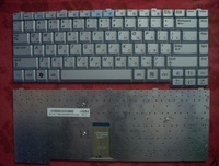 Russian and Germany keyboard for SAMSUNG R40 R39 R41  to laptop