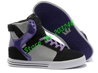 Free shipping-2013 high quality Unisex fashion leisure skateboarding shoes EUR size 41-47