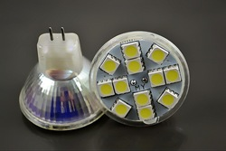 MR11 GU4 24SMD LED Lamp Bulb Spot Light 1.8W(China (Mainland))
