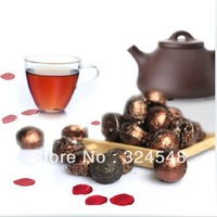 40pcs Mini Yunnan Puer tea, Ripe Pu'er tea ,Free shipping