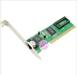 5pcs lot 8139D NIC PCI network card Network standard IEEE 802.3 10BASE-T, IEEE802.3u 100BASE-TX+ free shipping(China (Mainland))