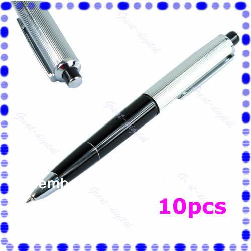 A2510pcs/lot Electric Shock Ballpoint Working Pen Joke Gag Prank Funny Shocker Toy Gift Hot Sell(China (Mainland))