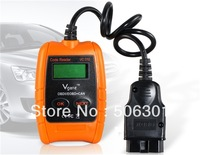 Free shipping + cdp pro 2013 OBD & EOBD Code Reader VC310 (Orange)