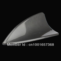 Free shipping Universal Auto Car Shark Fin Roof GPS Decor Dummy Antenna Aerial 6 colors
