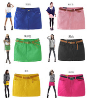 Женские шорты New Women's Cool Summer Mouth Print Shorts, Summer Punk Short Jeans Trousers, Shorts S, M, L